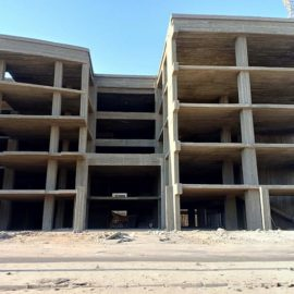 عملية الخدمات الاستشارية المبني الجديد لشركة بتروتريد بجوار سنترال مدينة نصر