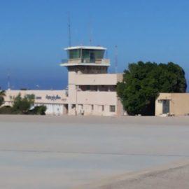 تطرير المبانى الخدمية بمطار الطور