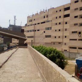 مشروع تطوير المنطقة المحيطة بمركز شباب التنمية بشبرا الخيمة